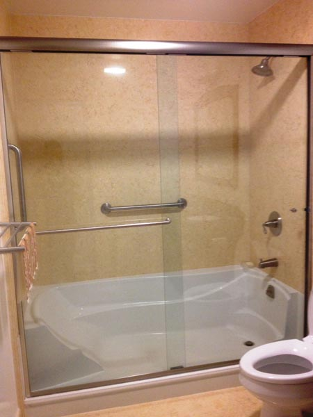 E Z Step Tub To Shower Conversion Senior Safetypro