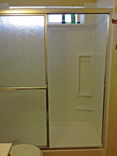 Walk In Shower 34x60x72 Acrylic Shower Pan Amp 3 Wall