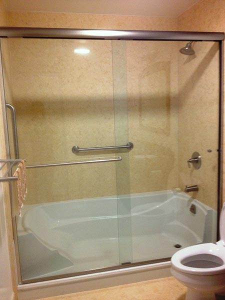 Small Bathroom Remodel With Shower Stall